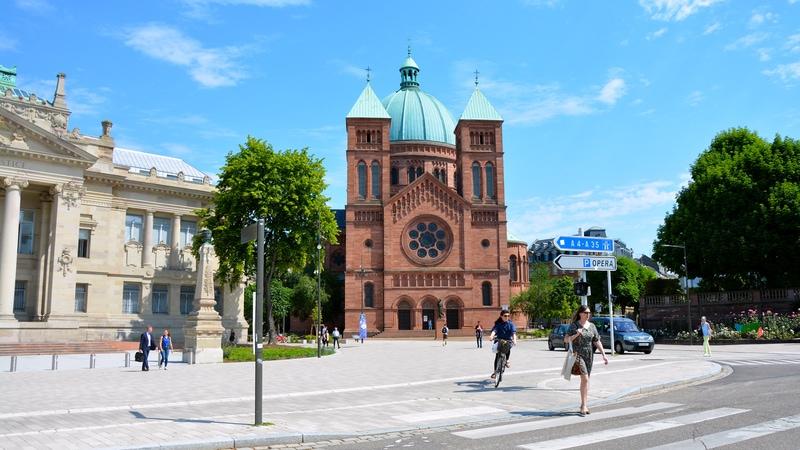 Strasbourg da Gezilecek Yerler