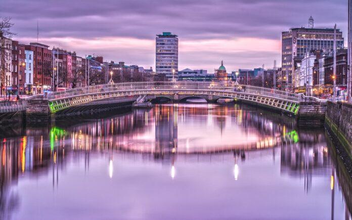 Dublin de Gezilecek Yerler Blog