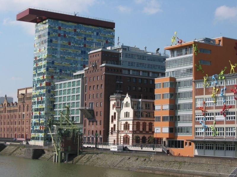 Düsseldorf gezilecek yerler blog