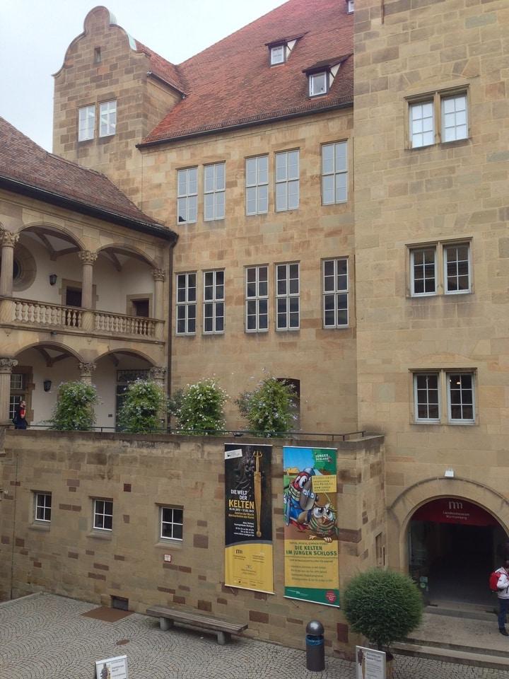 Stuttgart gezilecek yerleri