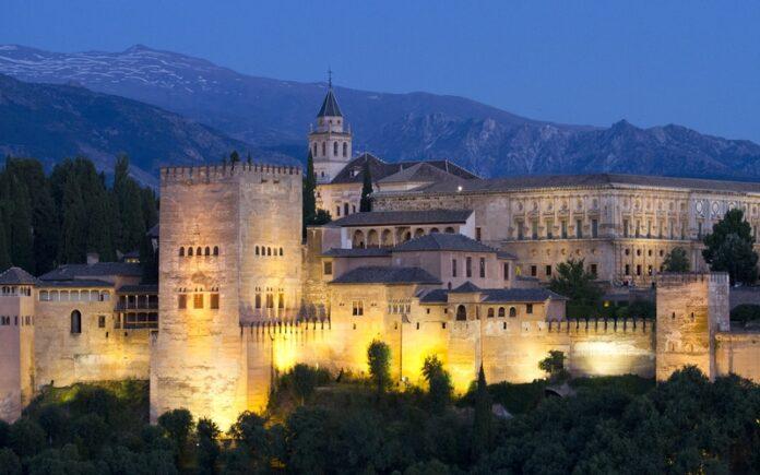 El Hamra Sarayı Granada