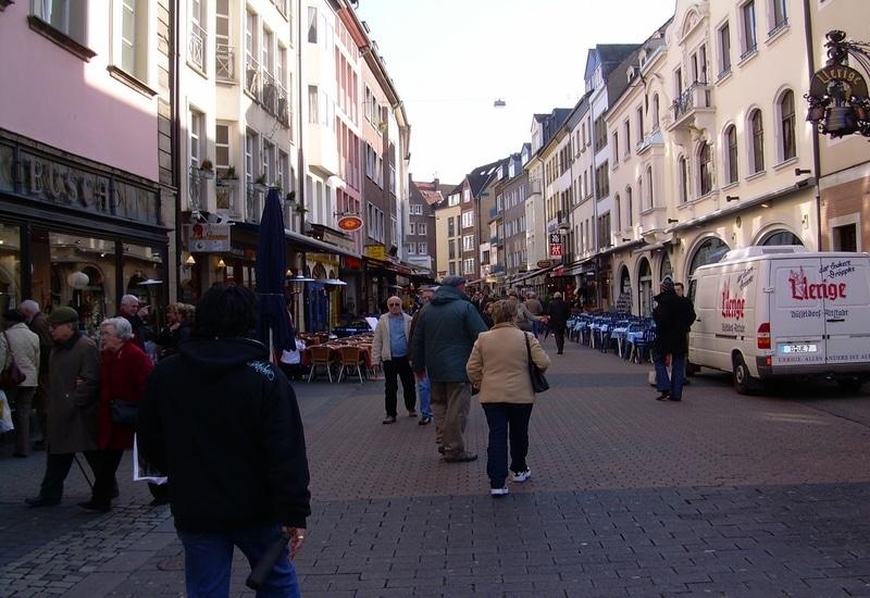 Düsseldorf Gezi Rehberi Blog