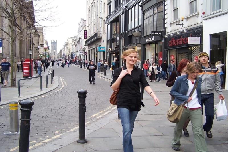 Liverpool da gezilecek yerler blog