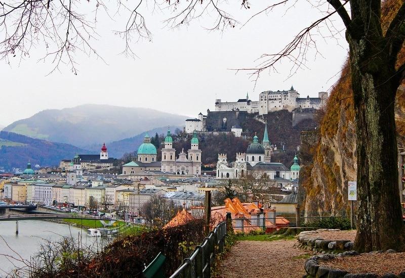 Salzburg da gezilecek yerler blog