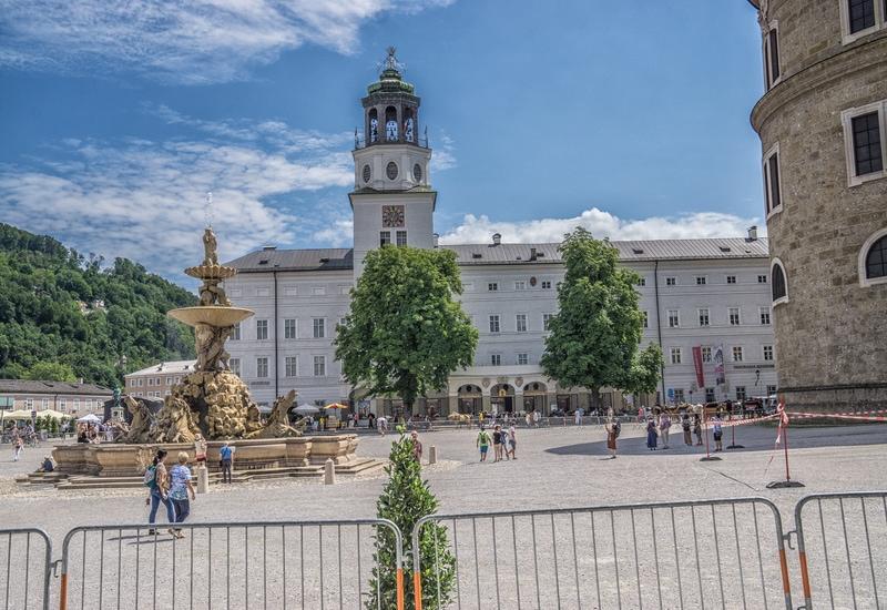 Salzburg Gezilecek Yerler Blog