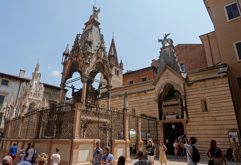 Verona da görülecek yerler