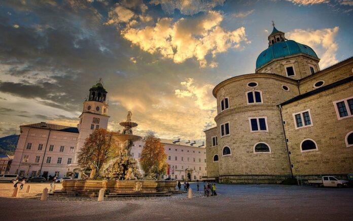 Salzburg da Gezilecek Yerler