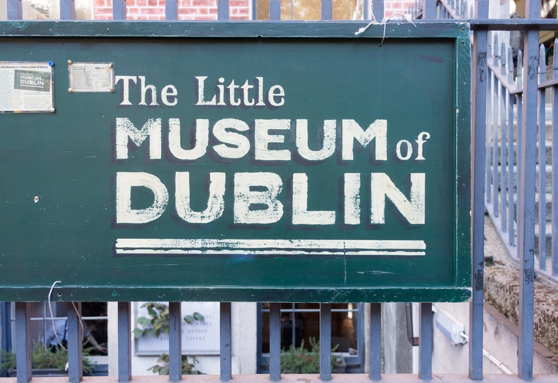 Dublin de Görülecek Yerler