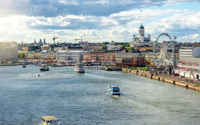 Helsinki de Gezilecek Yerler Blog