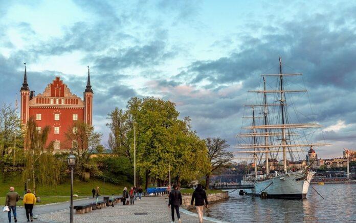Stockholm de Gezilecek Yerler