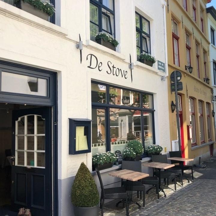 Brugge de gezilmesi gereken yerler