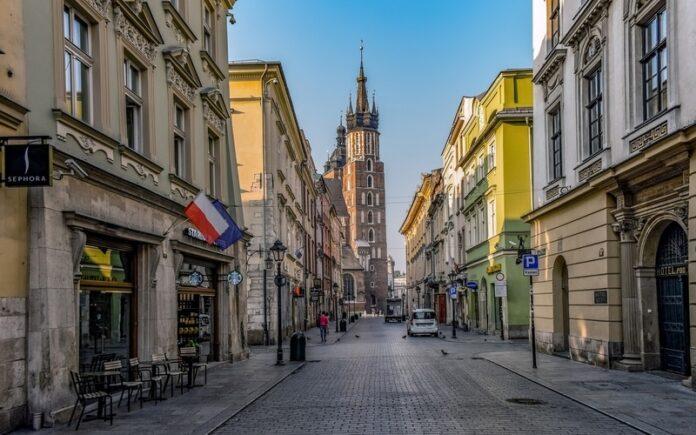 Krakow'da Gezilecek Yerler