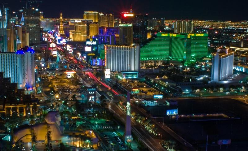Las Vegas ta gezilecek yerler blog