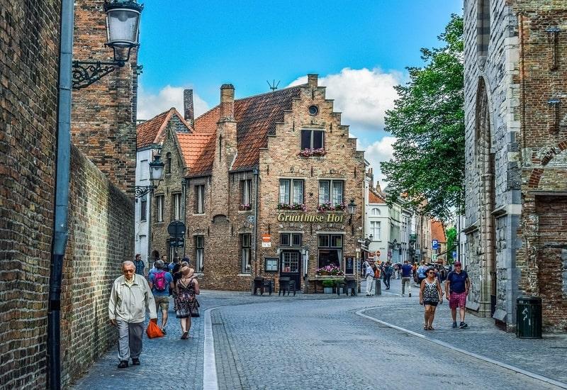 Brugge Gezilecek Yerler Blog