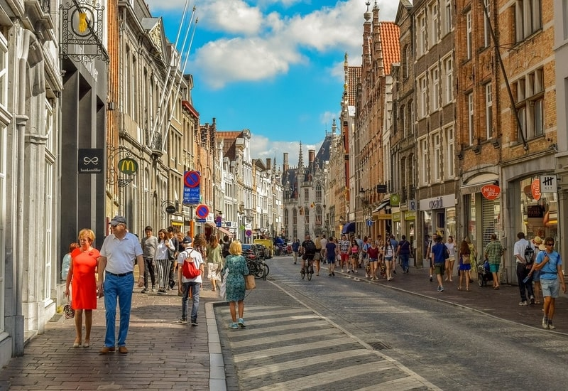 Brugge de Gezilecek Yerler Blog