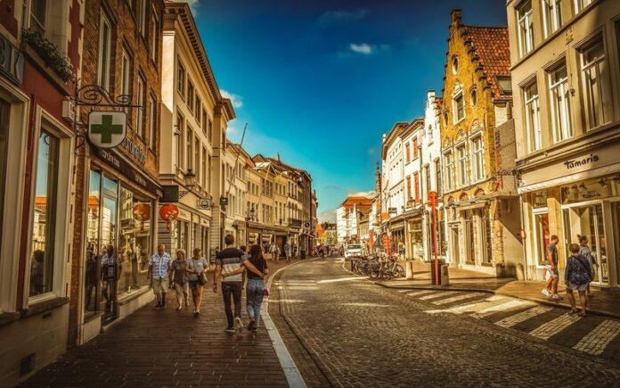 Brugge de Gezilecek Yerler Listesi