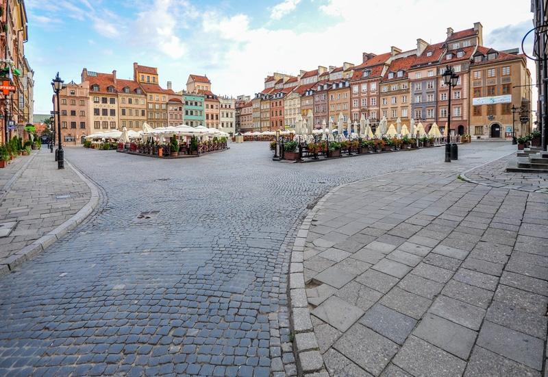 old town, Polonya Varşova Gezilecek Yerler