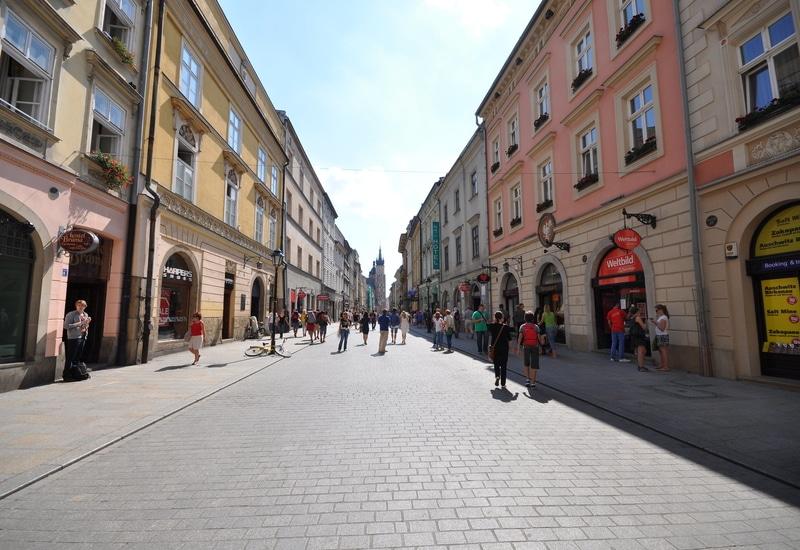 Krakow da Gezilecek Yerler