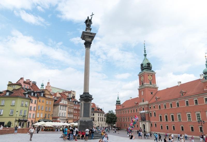 Varşova da görülecek yerler