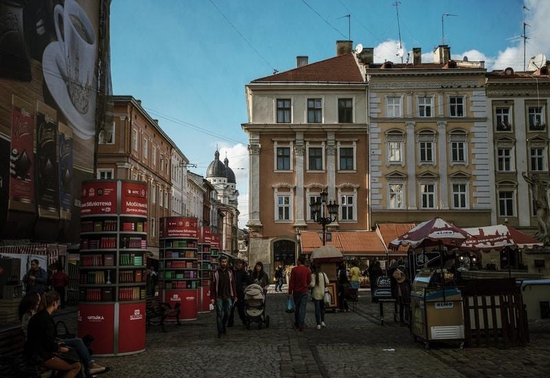 Lviv Gezilecek Yerler Blog