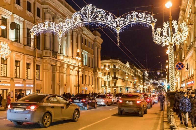 St Petersburg Gezilecek Yerler Blog