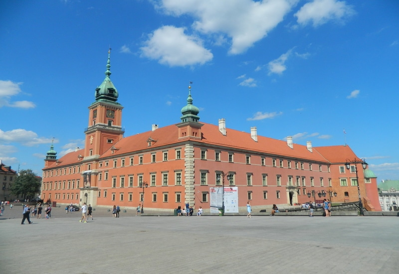 Varşova Gezi Rehberi