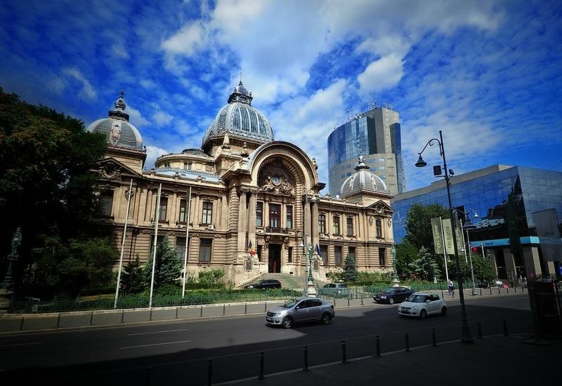 Romanya Bükreş Gezilecek Yerler Blog