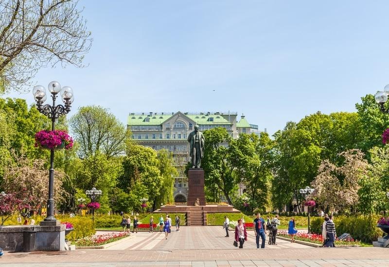 Kiev de Gezilecek Yerler Blog
