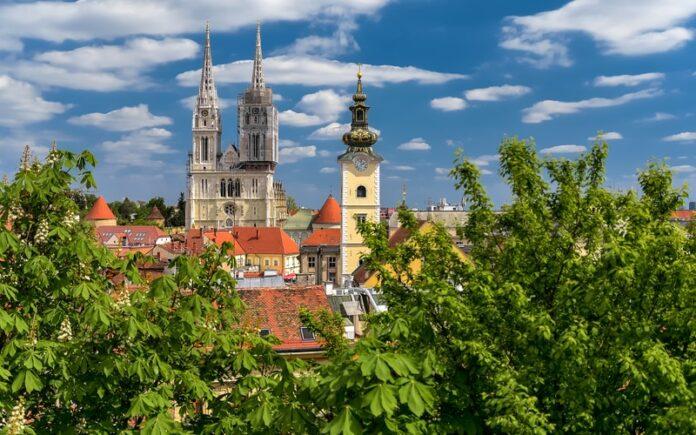 Zagreb'de Gezilecek Yerler
