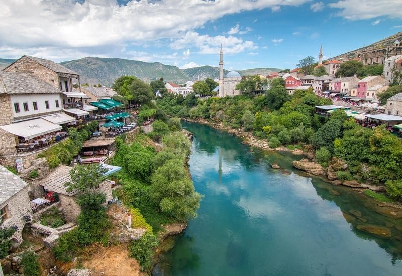 Mostar da Görülecek Yerler