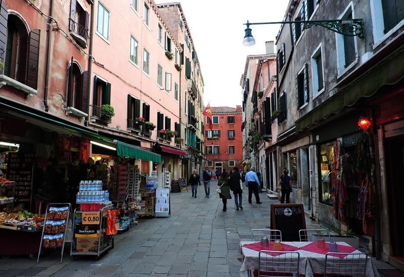 Venedikte yapılması gereken şeyler