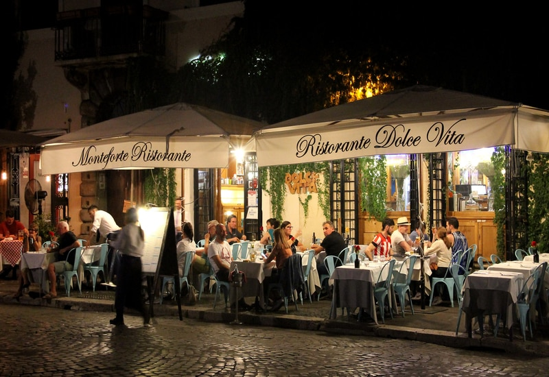 Roma Gece Kulüpleri