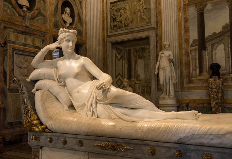 Borghese Galerisi Hakkında Bilgiler