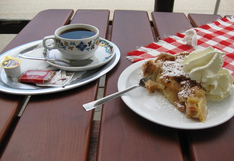 Viyana da yemek yenecek yerler