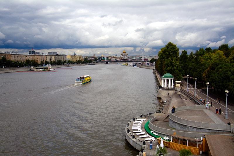 Moskova da nerede kalınır