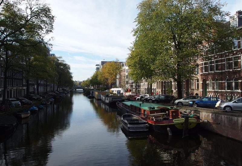 Amsterdamda nerede kalınır