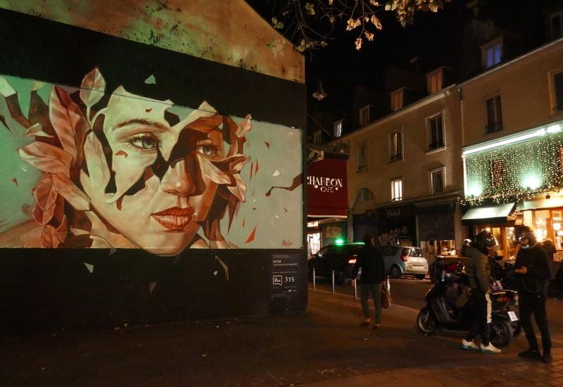 Paris gece kulüpleri
