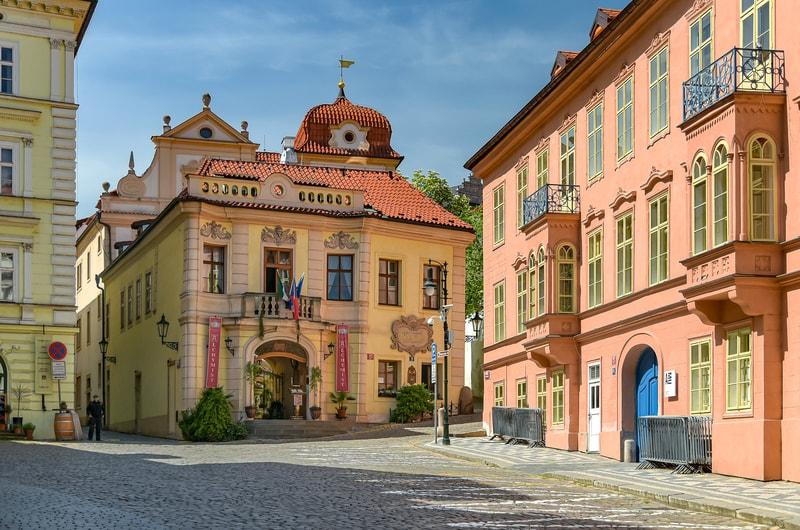 Prag da nerede kalmalı