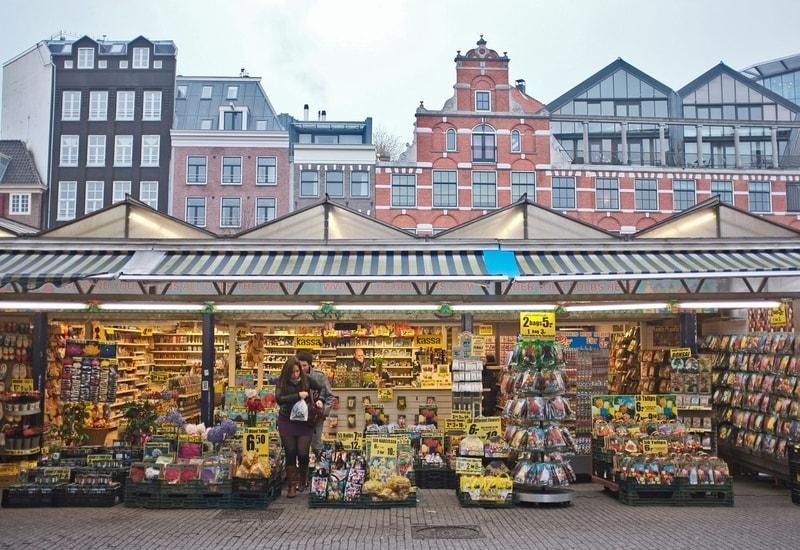 Amsterdam'dan alınacak şeyler