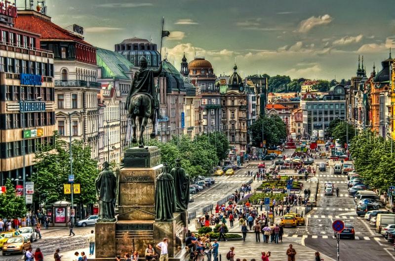 Pragda nerede kalınır