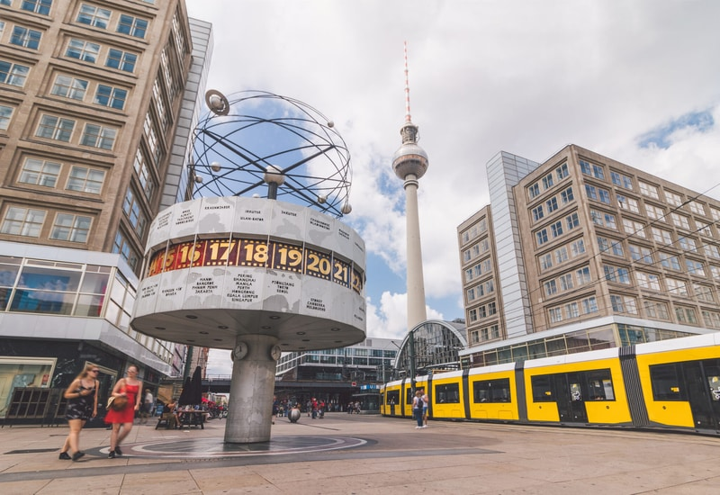 Berlin Otel Tavsiyeleri