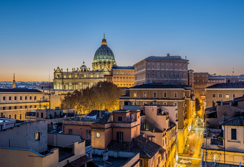 Roma da nerede konaklanır