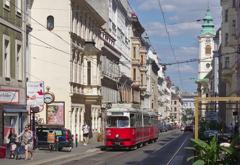 Viyana da nerede kalınır