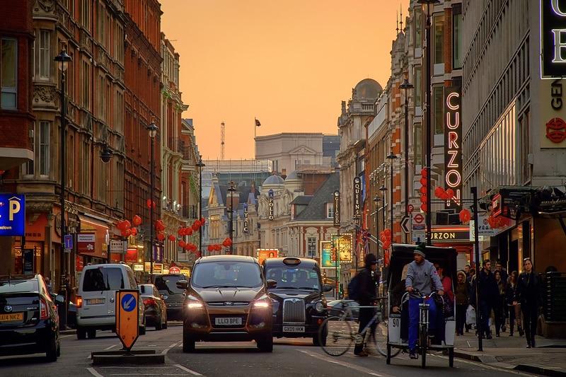 Londrada nerede kalınır