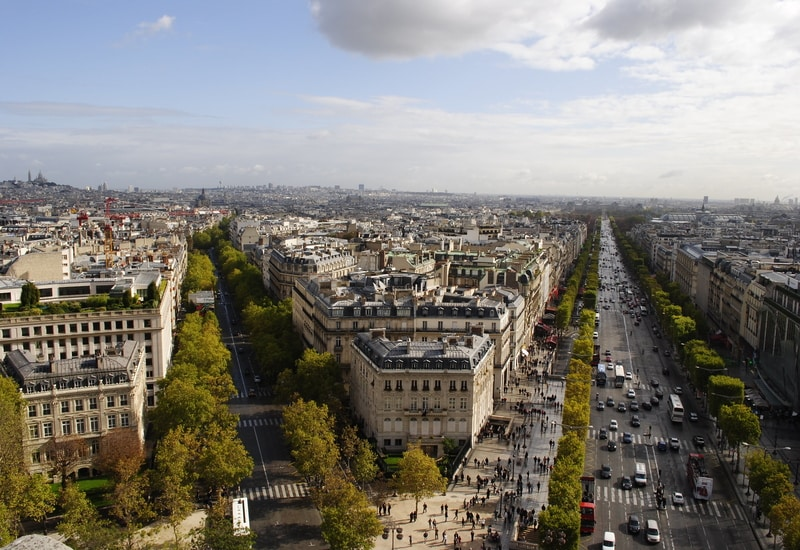 Paris te nerede kalmalı