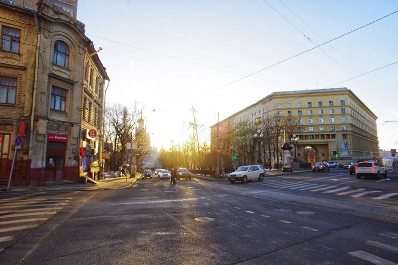 Moskova Nerede Kalınır