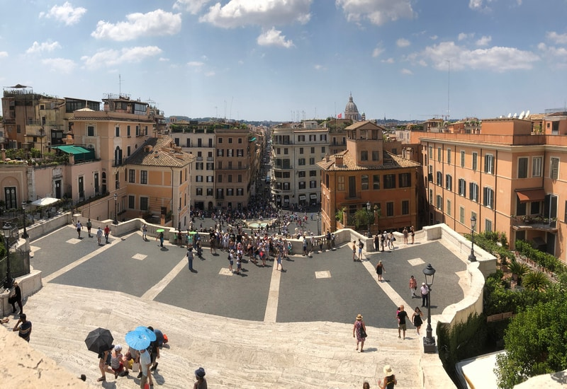 Roma Otel Tavsiyesi