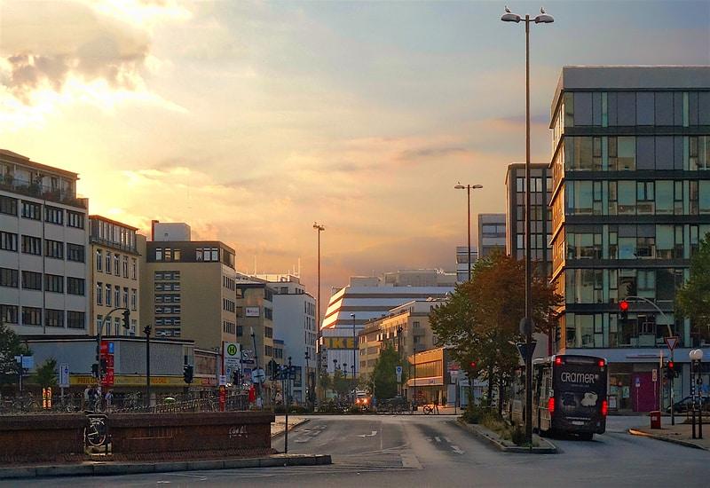 Hamburg da nerede kalınır