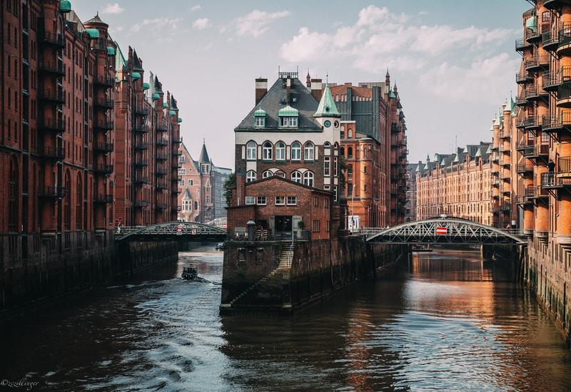 Hamburgda nerede kalmalı