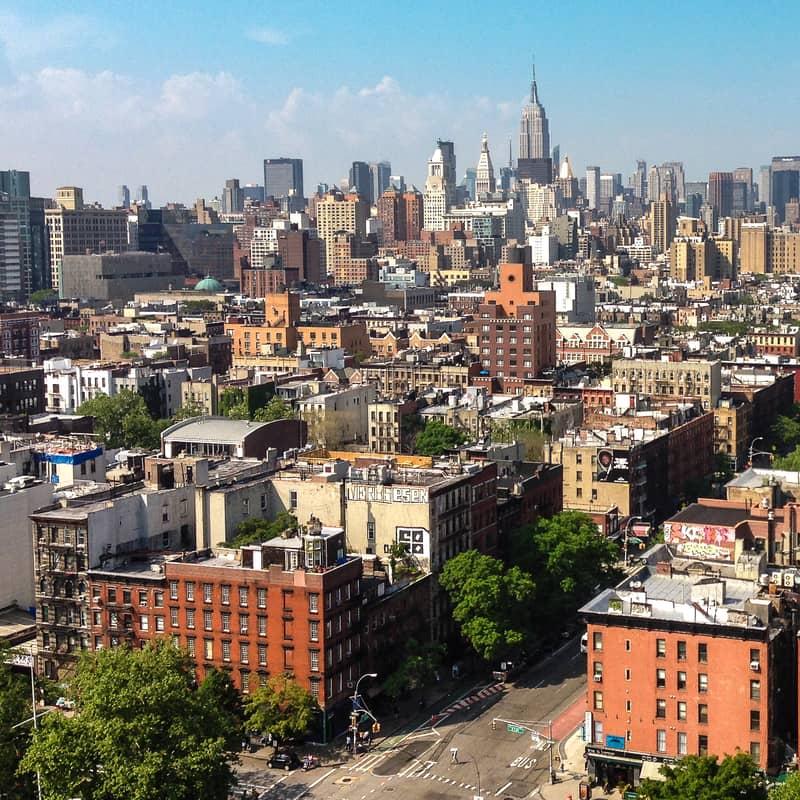New York ta nerede kalınır